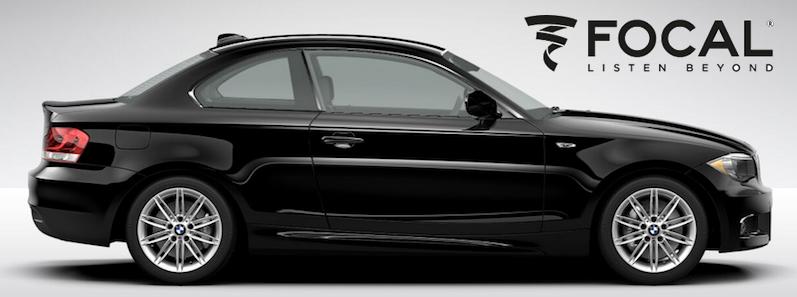 focal BMW banner