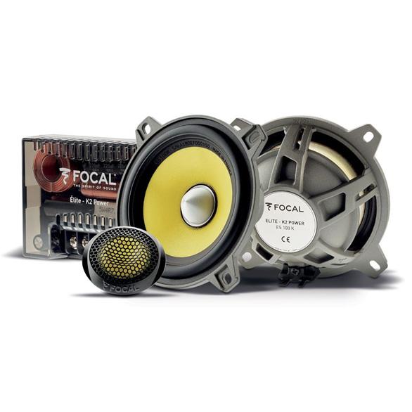 Focal K2 Speakers