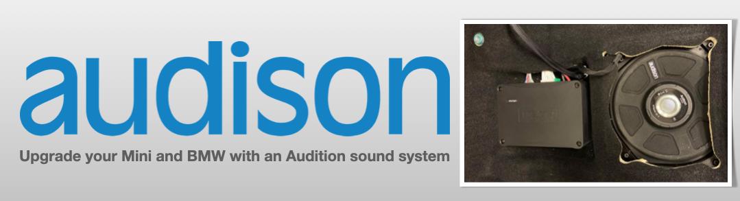 Audison Banner
