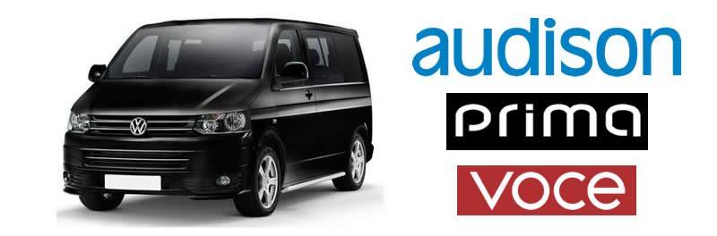 VW Demo Van